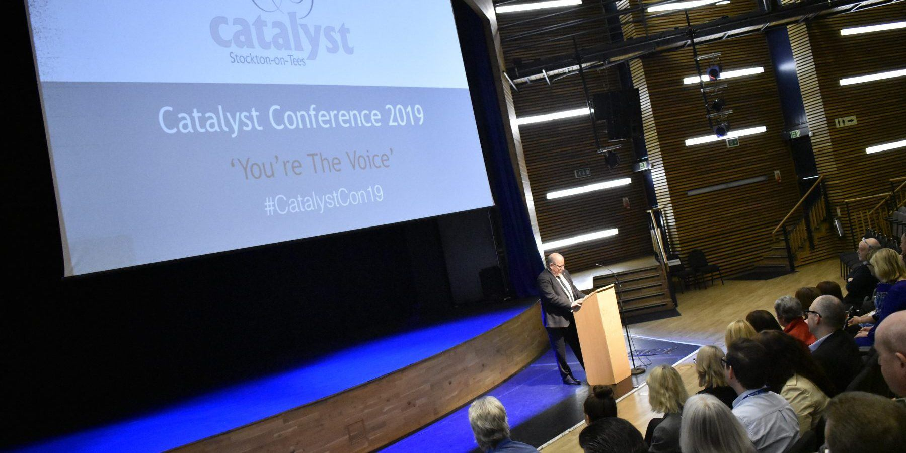 Catalyst Conference 2019 – You're the Voice
